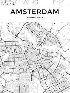 City Map Art
