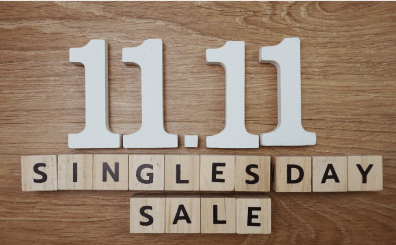 Get ready for Single's Day: The 11.11 sale is going to be wild