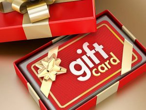 Gift cards- best friendship day gifts