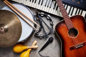 musical instrument- best friendship day gifts