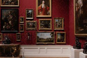 paintings as gift